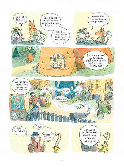 Page 9 Le temps des mitaines tome 2