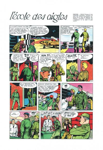 Page 7 Tanguy et Laverdure - L'école des aigles (Pilote)