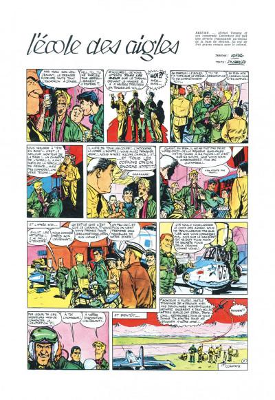 Page 9 Tanguy et Laverdure - L'école des aigles (Pilote)