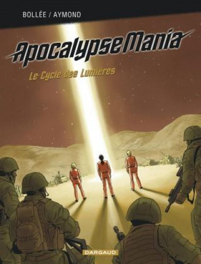 Couverture Apocalypse mania - intégrale tome 1
