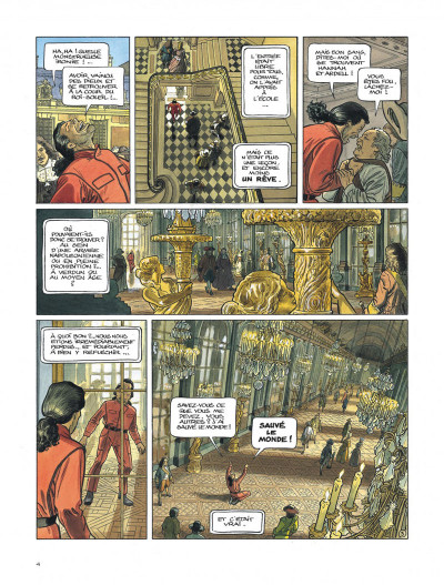 Page 4 Apocalypse mania - intégrale tome 2