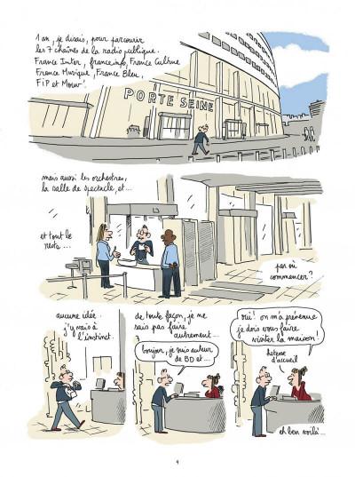 Page 4 Maison ronde, radio France de fond en comble
