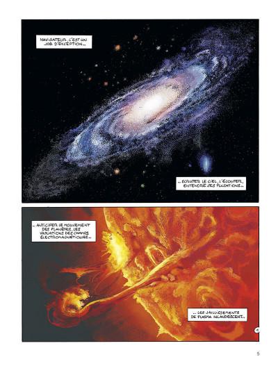 Page 5 L'homme qui inventait le monde + ex-libris offert