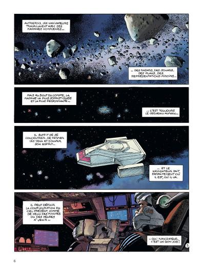 Page 6 L'homme qui inventait le monde + ex-libris offert