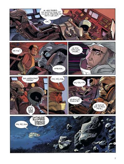Page 7 L'homme qui inventait le monde + ex-libris offert