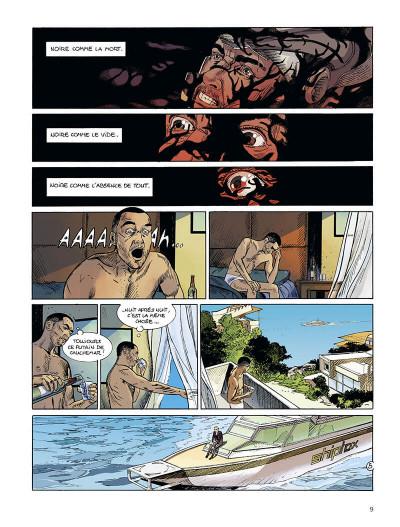 Page 9 L'homme qui inventait le monde + ex-libris offert