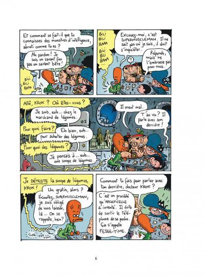 Page 6 Sardine de l'espace tome 14