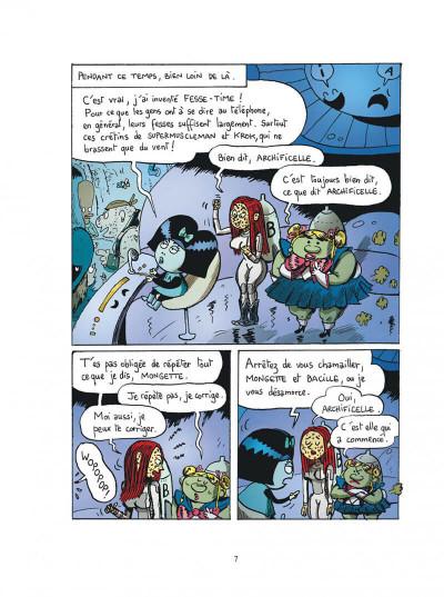 Page 7 Sardine de l'espace tome 14