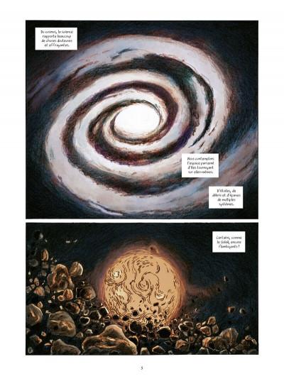 Page 5 L'étrange voyage de R. L. Stevenson