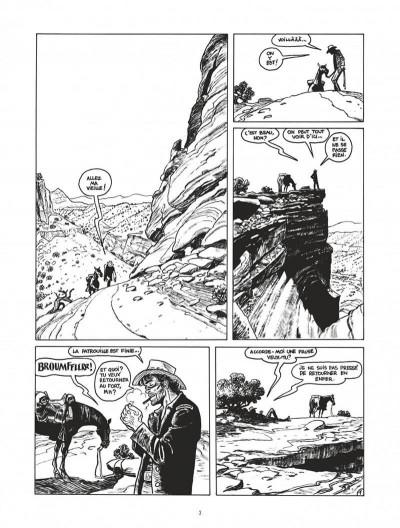 Page 3 Blueberry par ... - Lieutenant Blueberry tome 1 (éd. n&b)