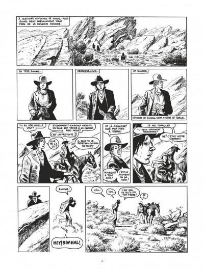 Page 4 Blueberry par ... - Lieutenant Blueberry tome 1 (éd. n&b)