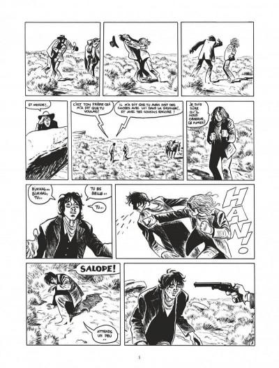 Page 5 Blueberry par ... - Lieutenant Blueberry tome 1 (éd. n&b)