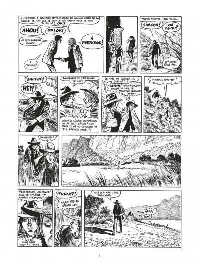 Page 6 Blueberry par ... - Lieutenant Blueberry tome 1 (éd. n&b)
