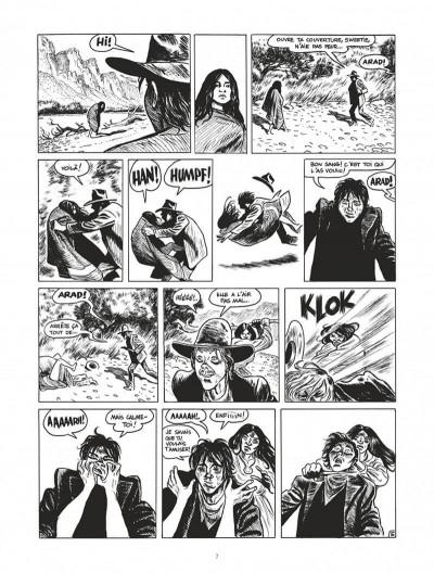 Page 7 Blueberry par ... - Lieutenant Blueberry tome 1 (éd. n&b)