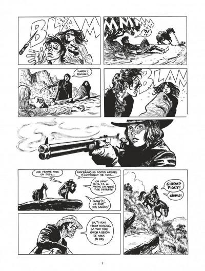 Page 8 Blueberry par ... - Lieutenant Blueberry tome 1 (éd. n&b)