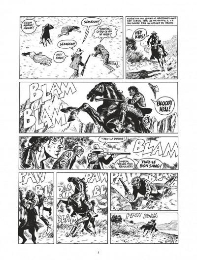 Page 9 Blueberry par ... - Lieutenant Blueberry tome 1 (éd. n&b)