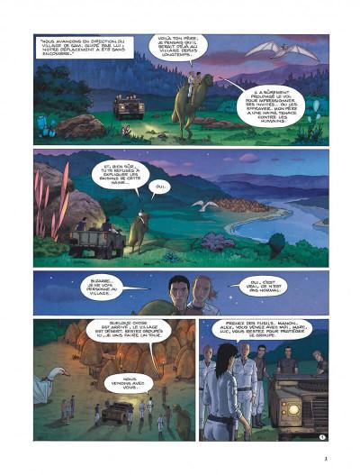 Page 3 Retour sur Aldebaran tome 3