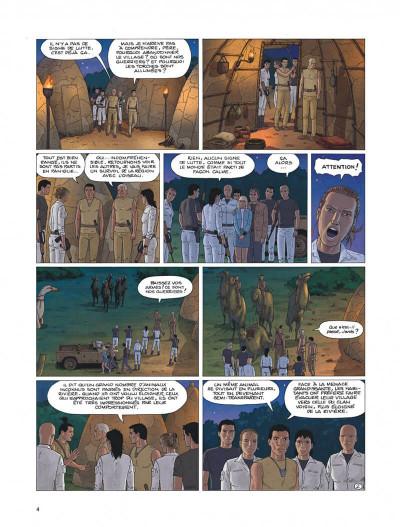 Page 4 Retour sur Aldebaran tome 3