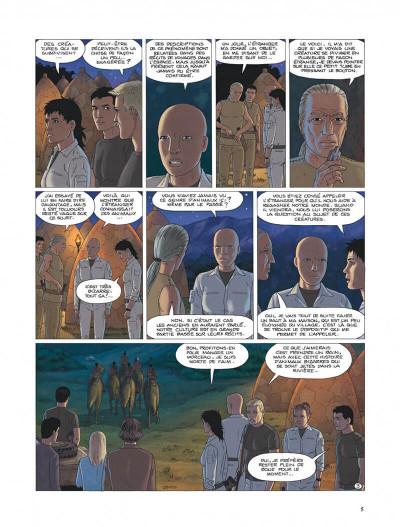 Page 5 Retour sur Aldebaran tome 3