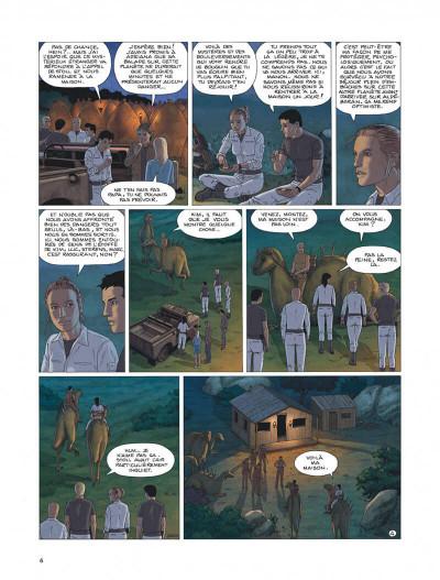 Page 6 Retour sur Aldebaran tome 3