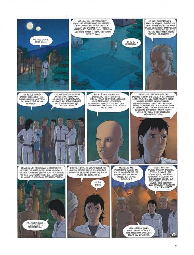Page 7 Retour sur Aldebaran tome 3