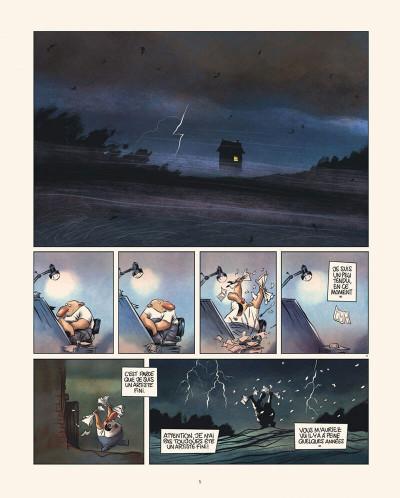 Page 5 Thérapie de groupe tome 1
