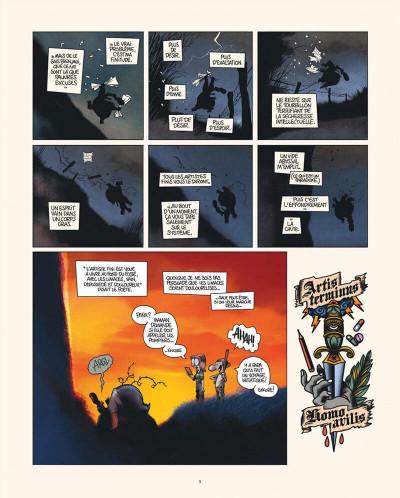 Page 9 Thérapie de groupe tome 1