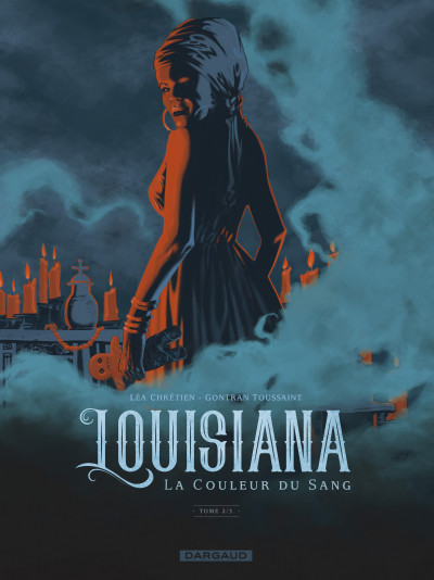 Couverture Louisana tome 2