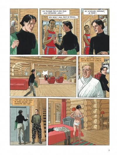 Page 5 Léna tome 3
