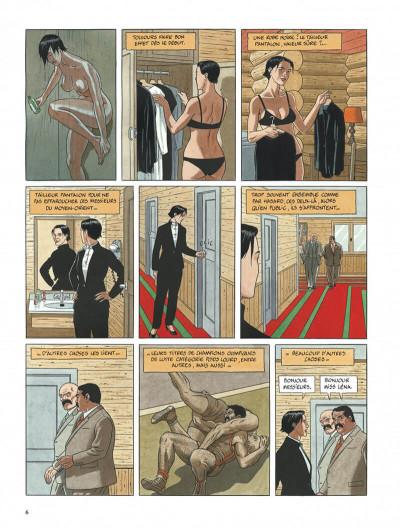 Page 6 Léna tome 3