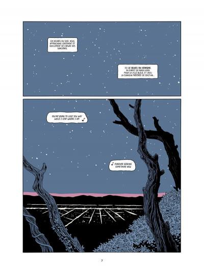 Page 9 Nuit couleur larme