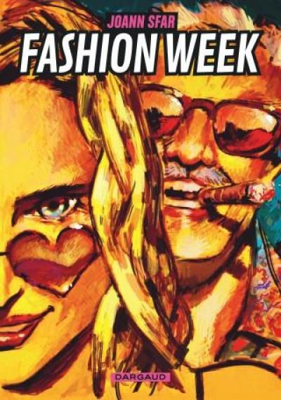 Couverture Fashion week