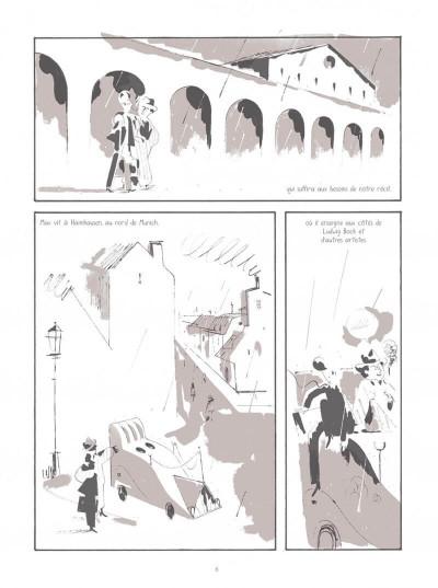 Page 6 Les aventures de Munich dans Marcel Duchamp
