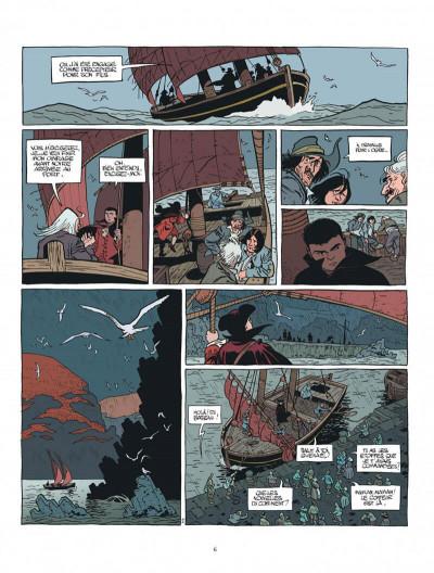 Page 6 Le marquis d'Anaon - intégrale