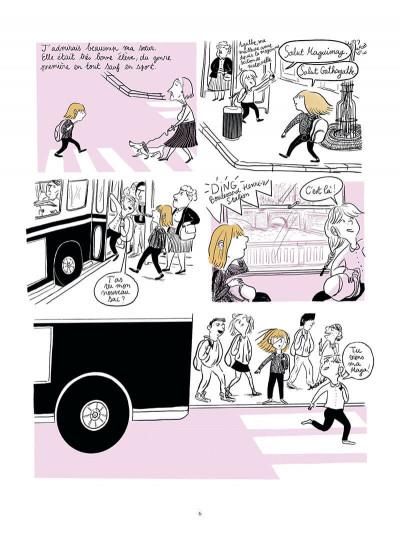 Page 6 Nowhere girl - Beatles-addict, le récit d'une phobie scolaire