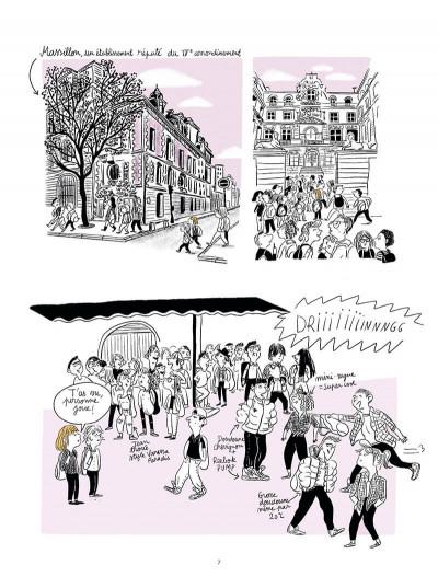 Page 7 Nowhere girl - Beatles-addict, le récit d'une phobie scolaire