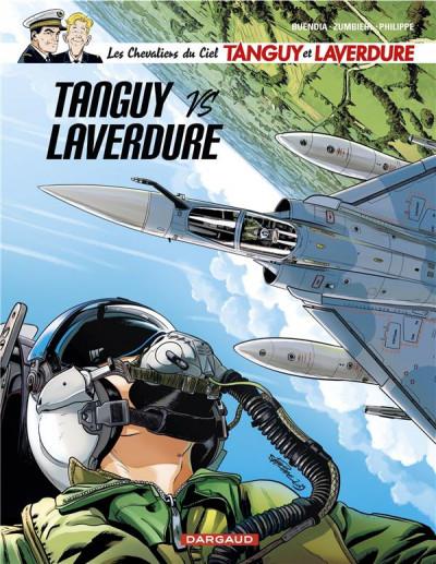 Couverture Les chevaliers du ciel Tanguy et Laverdure tome 9