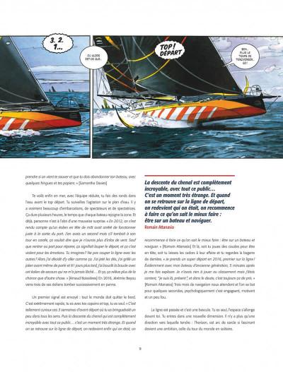 Page 9 Histoires du vendée globe