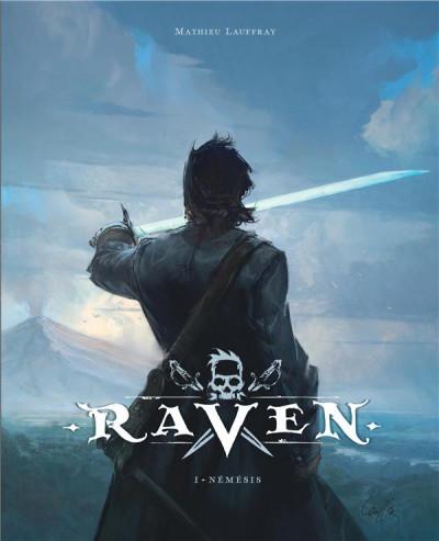 Couverture Raven - éd. luxe tome 1