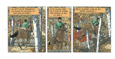 Page 4 Léna (version strip) tome 3