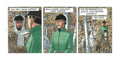 Page 6 Léna (version strip) tome 3
