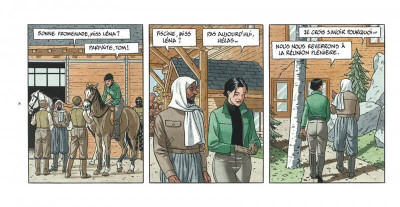Page 8 Léna (version strip) tome 3