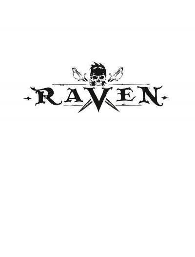 Page 2 Raven tome 2 + ex-libris offert