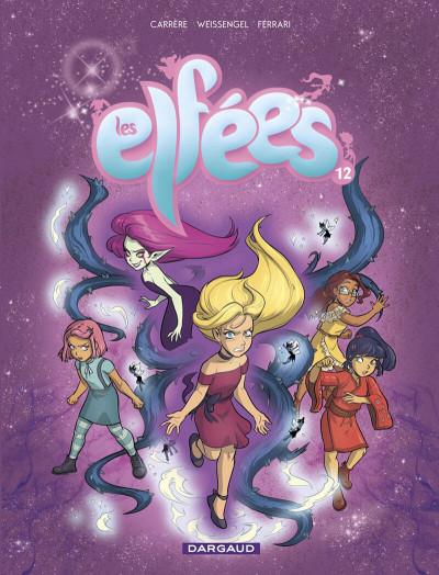 Couverture Les elfées tome 12