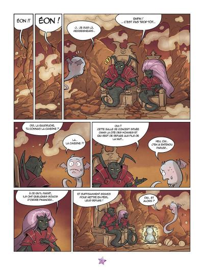 Page 3 Les elfées tome 12