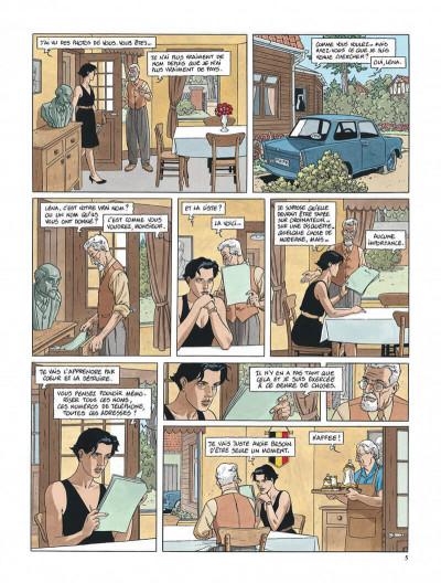 Page 5 Léna tome 1