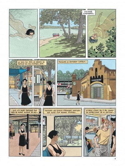 Page 9 Léna tome 1