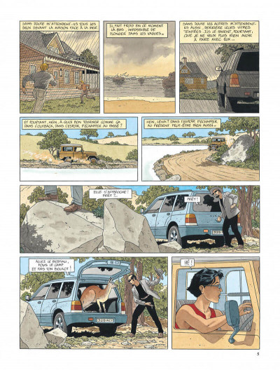Page 5 Léna tome 2
