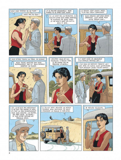 Page 8 Léna tome 2