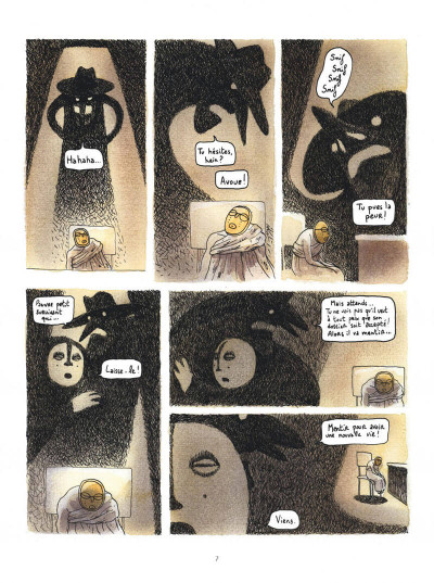 Page 7 Les ombres